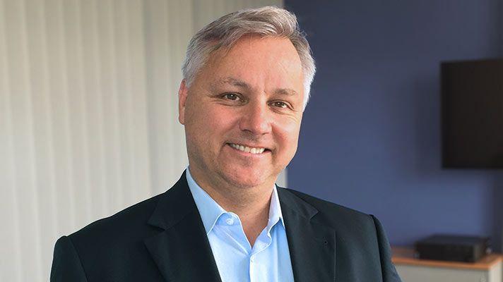 マイケル、営業シニア アカウント マネージャー、ドイツオフィス