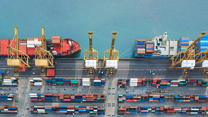 Removing Millions of Tons of CO₂ Emissions at Seaports Each Year