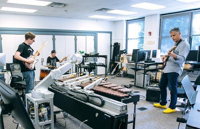 GTCMT lab