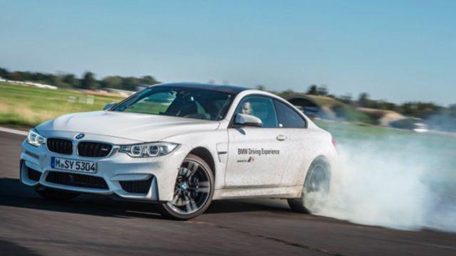 BMW、機械学習を使用して車のオーバーステアを検出