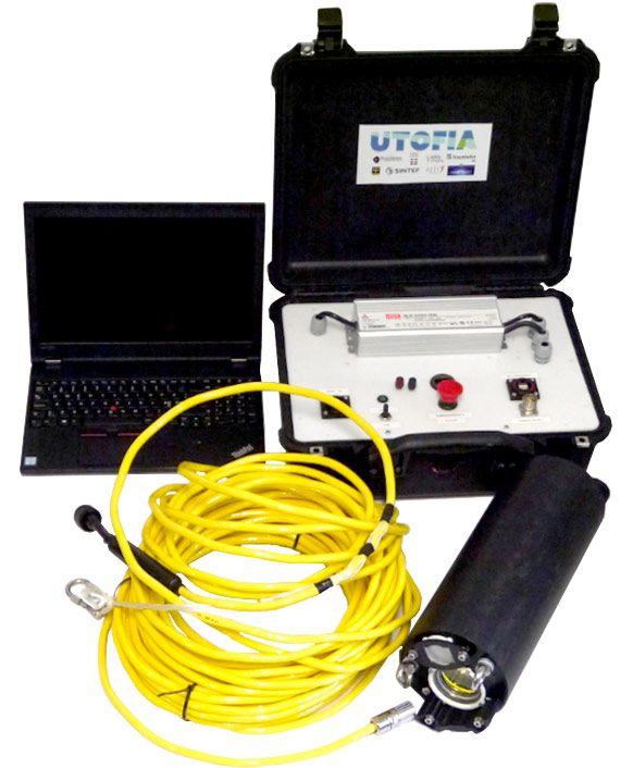 Figure 1. The UTOFIA camera system.