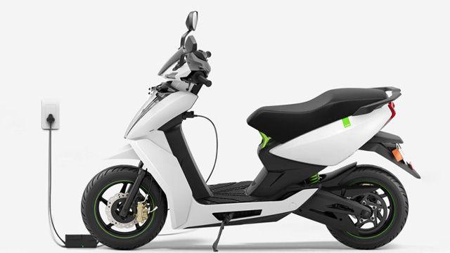 Ather Energy、モデルベースデザインを使って電動二輪スクーターと充電ステーションを開発