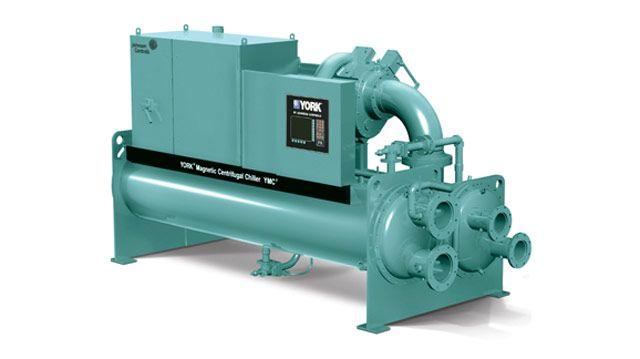 Johnson Controls、遠心冷凍機の磁気軸受向け産業用コントローラー開発を加速