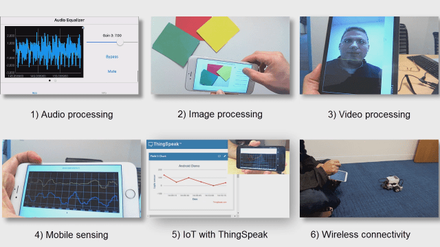 iPhone and iPad Support from Simulink - Hardware Support ...