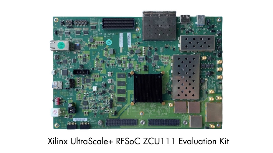 Xilinx<sup>®</sup> Zynq<sup>®</sup> UltraScale+™ MPSoC ZCU102 評価キット