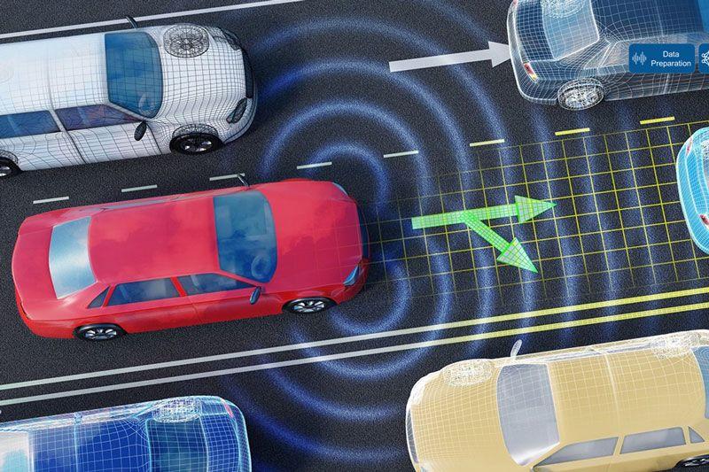 自動運転シナリオに使われるAI