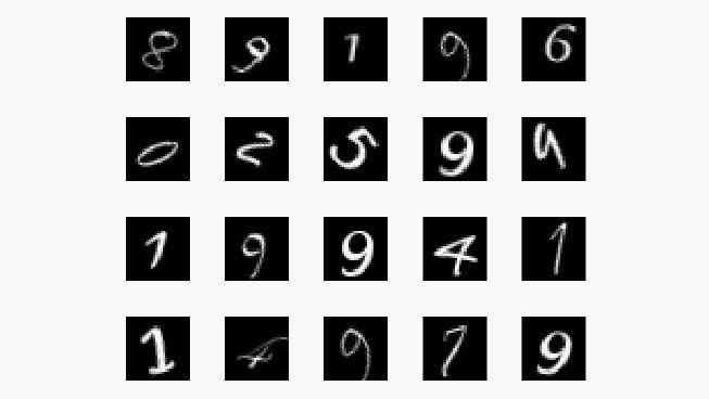 画像分類用の積層自己符号化器の学習