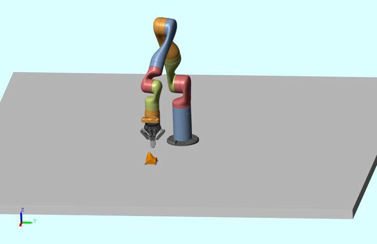 Simscape Multibody による高精度シミュレーション