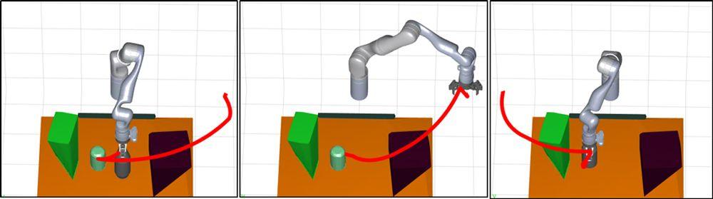 Robotics System Toolboxによるモーションプランニング