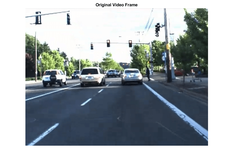 Annotate Video Using Detections In Vehicle Coordinates