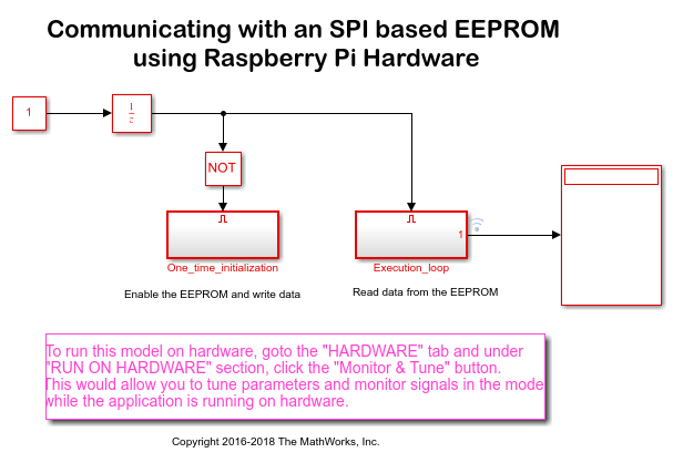 Communicating with an EEPROM - MATLAB & Simulink Example - MathWorks