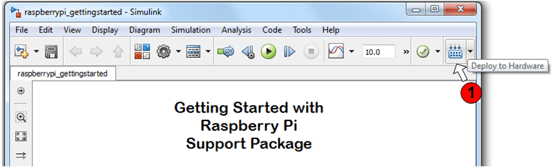 Simulink support package for raspberry pi hardware download