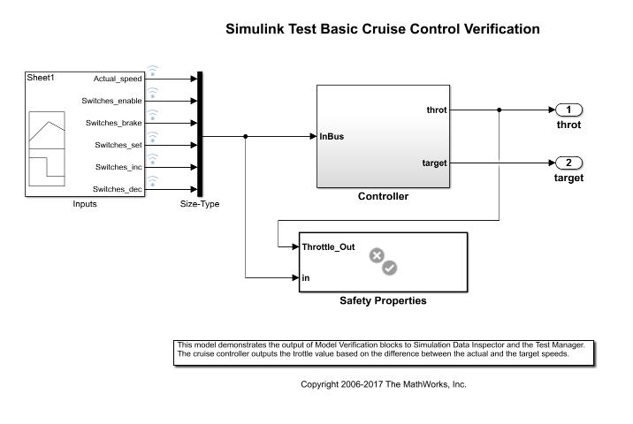 create test harnesses from standalone models matlab simulink