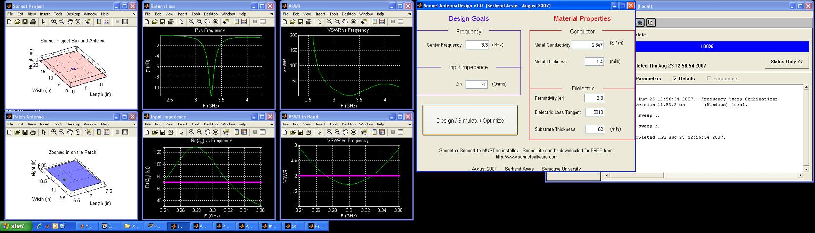 Antenna Simulation Software