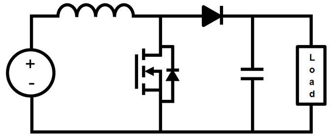 design and simulate boost converter by closed loop controller - file exchange