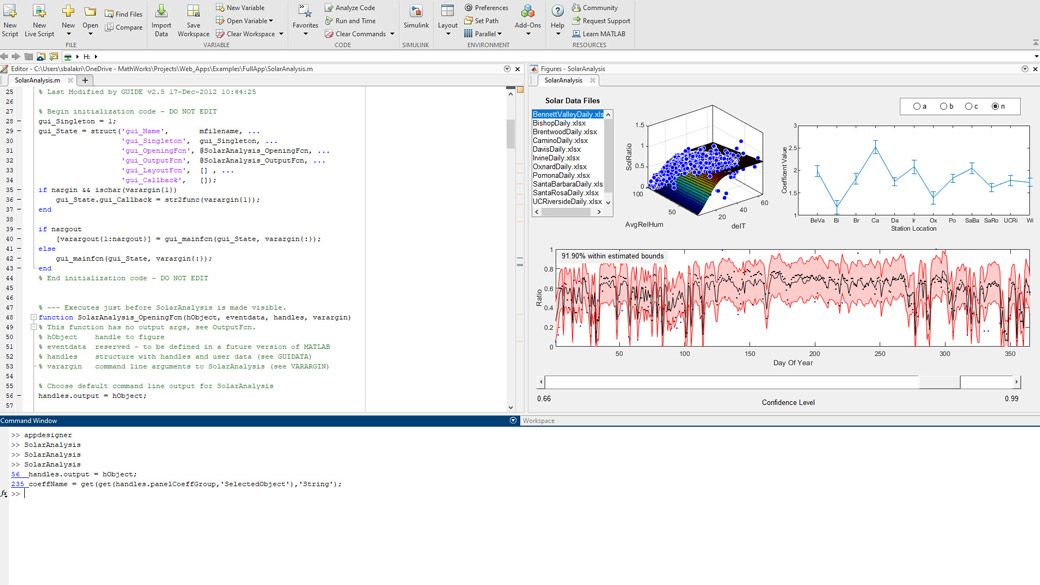 カスタム入力およびサポート対象の出力形式を使用したスタンドアロン アプリケーション。