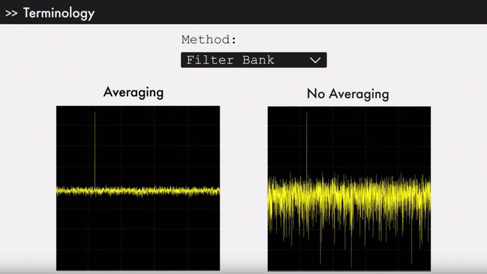 ビデオ:スペクトル解析にチャネライザーベースのフィルターバンクを使用する理由