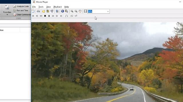 ビデオ処理は、ディープラーニング、動作推定、および自律運転などの分野に必須です。MATLAB での詳細な例を見てビデオと連携、処理、そして解析する方法を学ぶ。