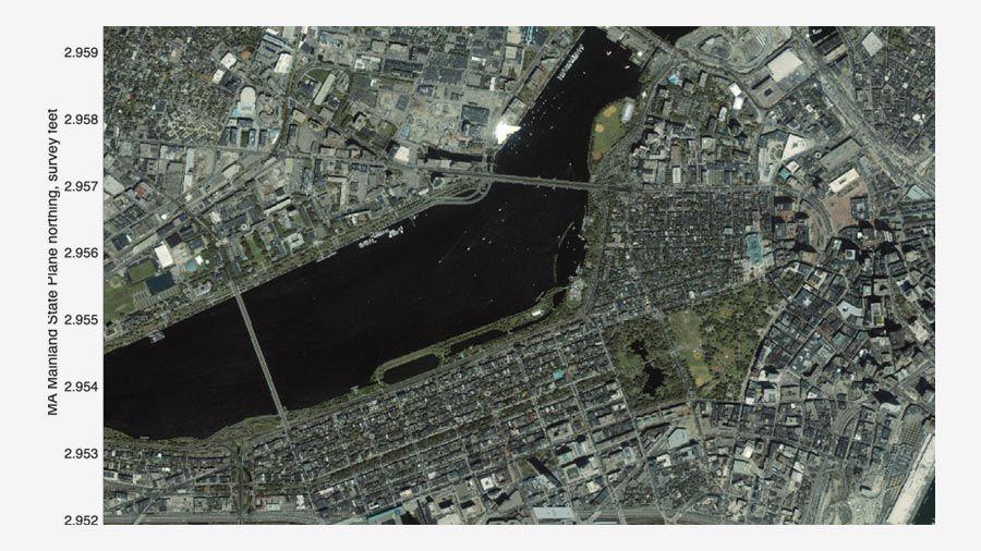 地理データのインポートとエクスポート