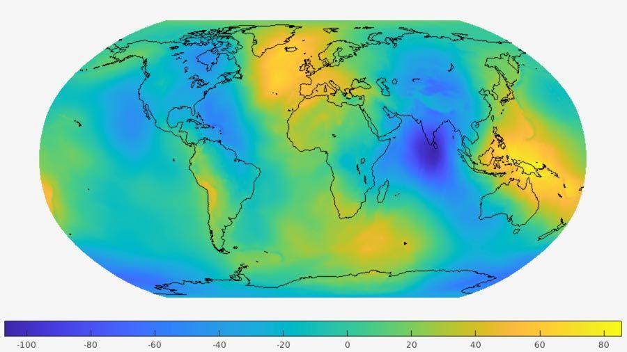 地理空間データ処理
