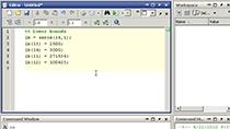 蒸気と発電所の例をとって、Optimization Toolbox™ のソルバーを使用して線型問題を解きます。