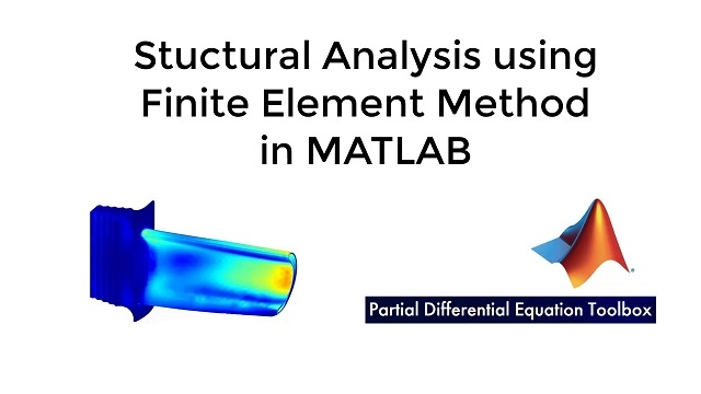 Partial Differential Equation Toolbox を使用して、MATLAB で有限要素法による構造解析を行う方法をご紹介します。