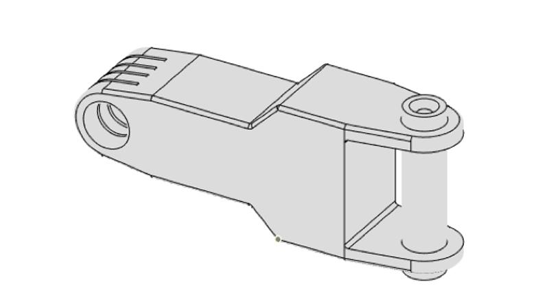 ジオメトリを MATLAB にインポートまたは作成します。