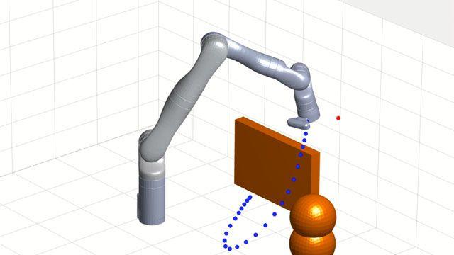 ロボット工学アプリケーションの設計、シミュレーション、テストを行います。
