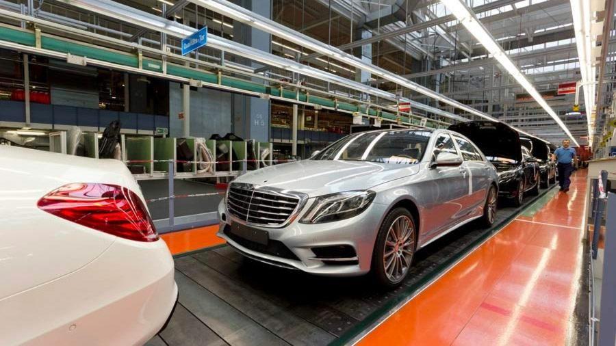 離散イベント シミュレーションによる自動車製造プロセスの最適化