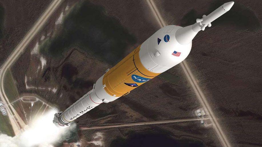 TriVector がアレス I ロケットの遅延時間を検証