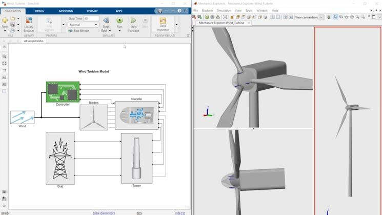 Simulink® のモデル化およびシミュレーション機能の概要をご紹介します。