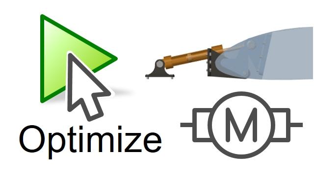 最適化アルゴリズムを使用して、システム要件に合うようにメカトロニクス システムの Simscape Electrical モデルを調整します。