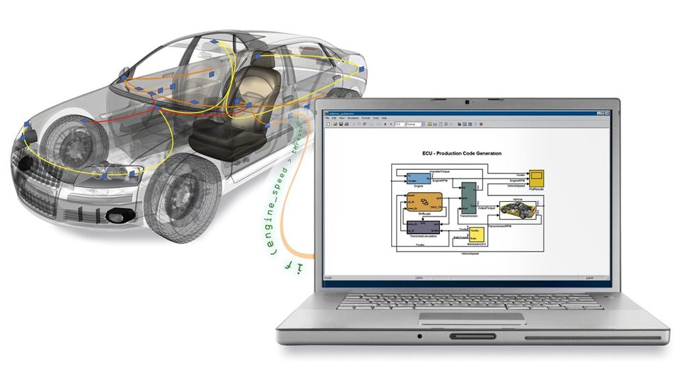 CAN プロトコルや CAN FD プロトコルを使用して、MATLAB を車両ネットワークに接続します。