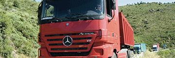 Daimler、Mercedes-Benz トラック用のクルーズ コントローラーを設計