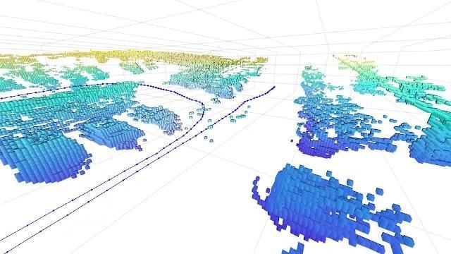 Navigation Toolbox を使用し、LIDAR 点群で 3D 自己位置推定と環境地図作成 (SLAM) を実施