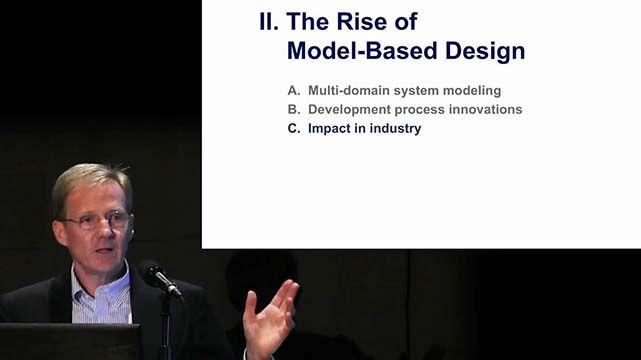 MathWorks の社長であり共同創設者の Jack Little が、モデルベースデザインが産業界や大学に与える影響について説明します。