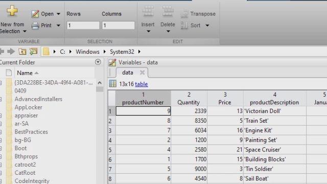 Database Explorer アプリについて概説します。主要なワークフローとして、SQL の知識を必要としないリレーショナルデータの探索、MATLAB へのデータのインポート、MATLAB での解析、再現性のある結果の作成について説明します。