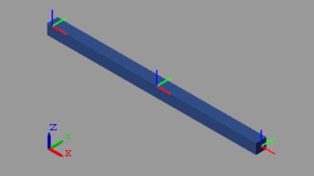 チュートリアル:単純なリンクのモデル化
