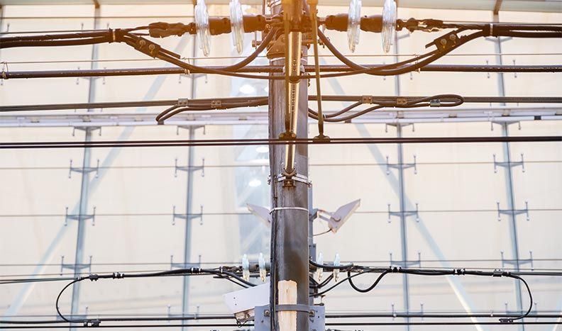Railway Network Electrification and Energy Management Systems