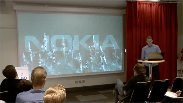 Nokia により製作されたこのプレゼンテーションでは、ラピッド プロトタイピングと SoC の検証を対象とする Simulink HDL ツールの使用法と利点に焦点が当てられています。