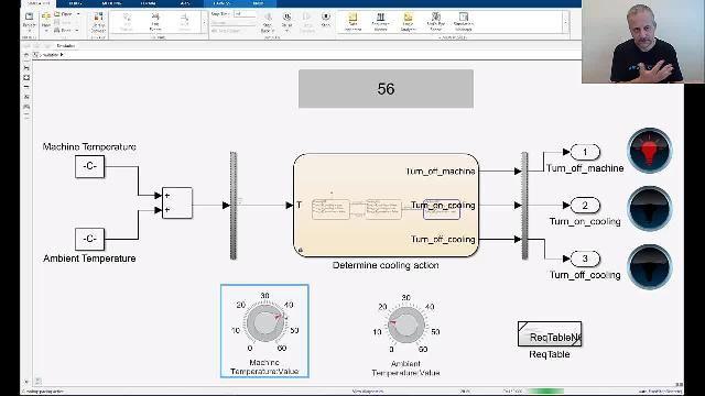 Simulink Test でのテストの時間的評価を作成し、複雑な時間要件を検証。明確な意味を持つ自然言語のフォーマットを使用して、評価方法を指定することができます。