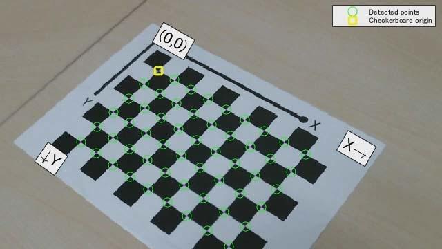 カメラキャリブレーションはカメラの内部パラメータ、外部パラメータ、レンズ歪み係数を推定するための手法です。Computer Vision Toolboxはカメラキャリブレーションに役立つ関数やアプリケーションを提供します。