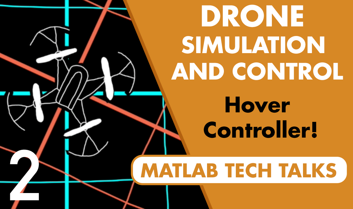 Let's design a control system architecture that will hover a quadcopter. We're going to figure out which states we need to feedback, how many controllers we need to build, and how those controllers interact with each other.