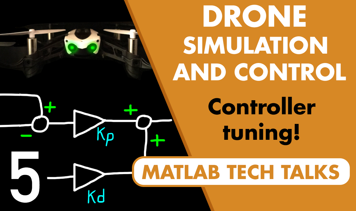 This video takes the nonlinear model of the Parrot Minidrone and builds a linearizable model that can be used for tuning the 6 PID controllers in our control architecture.
