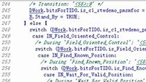 Generate C and C++ code optimized for embedded systems using Embedded Coder.