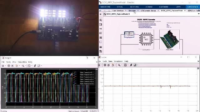 Get a quick introduction to the topic of DC-DC converter controls, including a customer reference story and demonstration of the entire system working as desired.