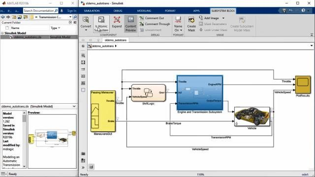 Develop complex designs through system componentization, concurrent development, sharing, and reuse.