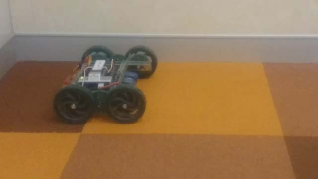 Perform obstacle detection tasks with your robot using  the ultrasonic sensor block in the ARM Cortex-based VEX Support Package.