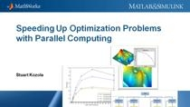 In this webinar, we will use two case studies to demonstrate how you can use parallel computing to speed up single-level and multilevel optimization problems in MATLAB.